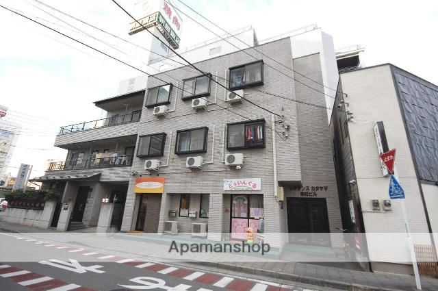 群馬県高崎市、高崎駅徒歩6分の築17年 3階建の賃貸アパート