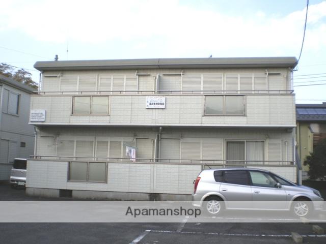群馬県高崎市、倉賀野駅徒歩3分の築24年 2階建の賃貸アパート
