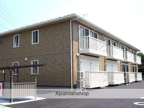群馬県高崎市、群馬八幡駅徒歩7分の築8年 2階建の賃貸アパート