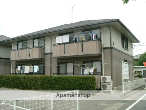 群馬県高崎市、倉賀野駅徒歩25分の築24年 2階建の賃貸アパート