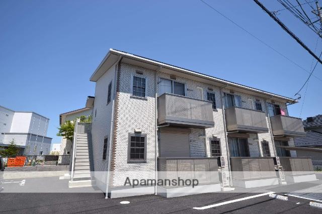群馬県高崎市、倉賀野駅徒歩18分の築2年 2階建の賃貸アパート