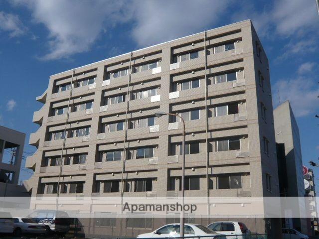 群馬県高崎市、高崎駅徒歩6分の築8年 6階建の賃貸マンション