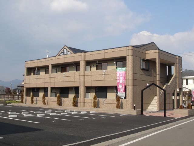 群馬県安中市、安中駅徒歩48分の築10年 2階建の賃貸アパート