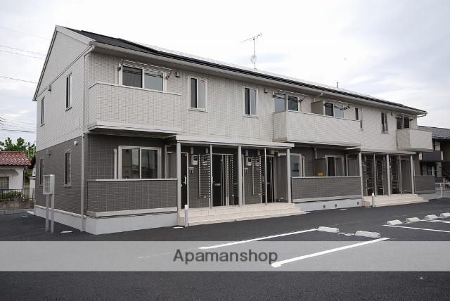 群馬県高崎市、新前橋駅徒歩29分の築2年 2階建の賃貸アパート