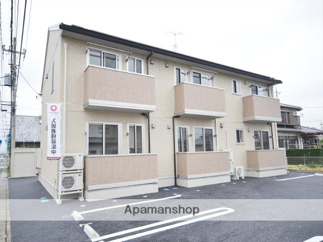 群馬県高崎市、北高崎駅徒歩24分の築2年 2階建の賃貸アパート