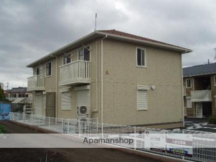 群馬県高崎市、高崎駅徒歩22分の築8年 2階建の賃貸アパート