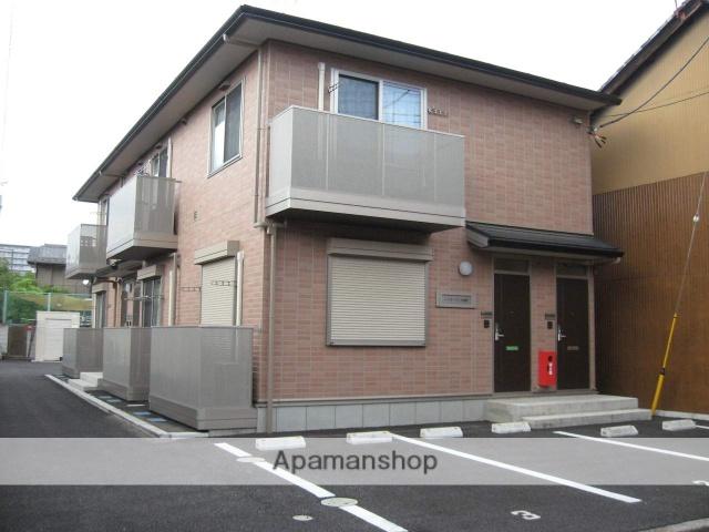 群馬県高崎市、高崎駅徒歩15分の築9年 2階建の賃貸アパート