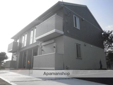 群馬県高崎市、群馬総社駅徒歩59分の築2年 2階建の賃貸アパート