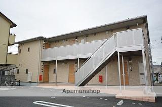 群馬県高崎市、北高崎駅徒歩27分の築2年 2階建の賃貸アパート
