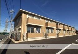 群馬県高崎市の築1年 2階建の賃貸アパート
