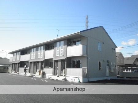 群馬県高崎市、井野駅徒歩22分の築1年 2階建の賃貸アパート