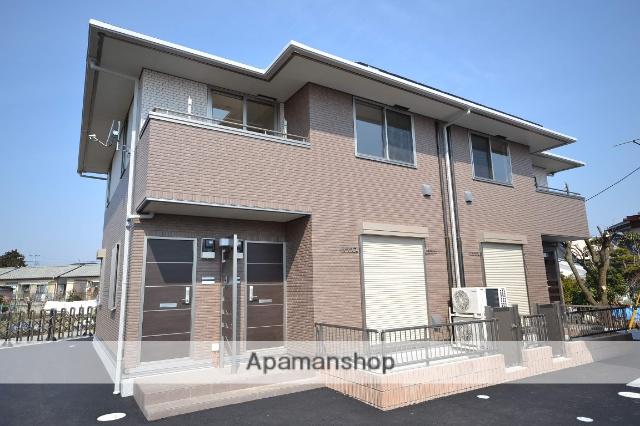 群馬県高崎市、倉賀野駅徒歩23分の築1年 2階建の賃貸アパート