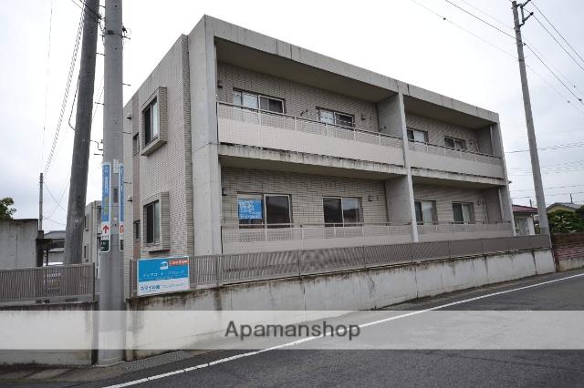 群馬県高崎市、高崎駅徒歩21分の築13年 2階建の賃貸マンション