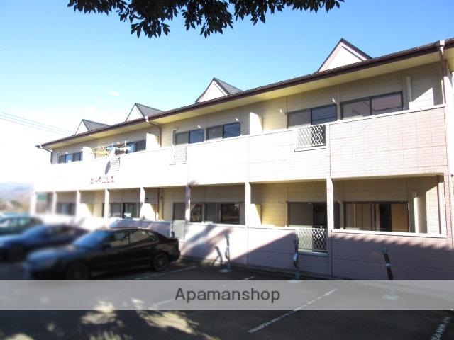 群馬県安中市、安中駅徒歩76分の築25年 2階建の賃貸アパート