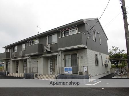 群馬県高崎市の築2年 2階建の賃貸アパート
