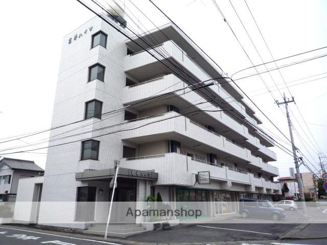 群馬県高崎市、高崎駅徒歩32分の築30年 5階建の賃貸マンション