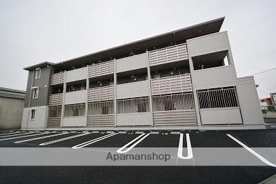群馬県高崎市、高崎駅徒歩26分の新築 3階建の賃貸アパート
