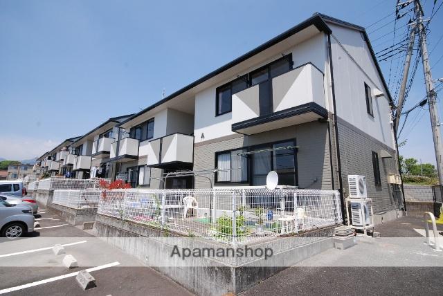 群馬県高崎市の築19年 2階建の賃貸アパート