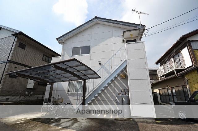 群馬県高崎市、倉賀野駅徒歩17分の築20年 2階建の賃貸アパート
