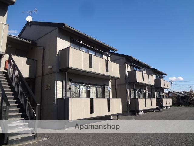 群馬県高崎市、北高崎駅徒歩6分の築16年 2階建の賃貸アパート