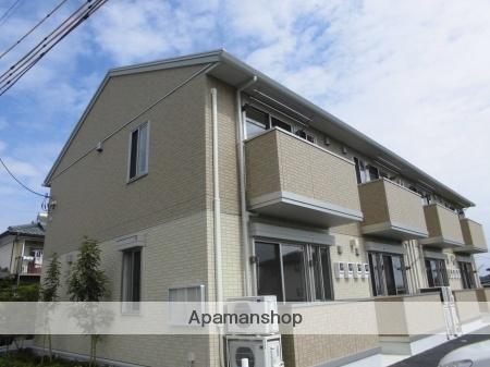 群馬県高崎市の新築 2階建の賃貸アパート