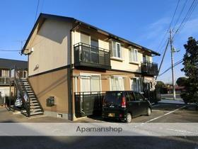 群馬県高崎市の築22年 2階建の賃貸アパート