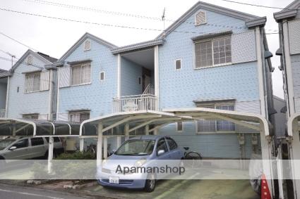 群馬県高崎市、高崎駅徒歩22分の築27年 2階建の賃貸アパート
