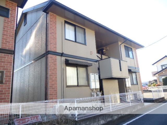 群馬県高崎市、群馬八幡駅徒歩13分の築21年 2階建の賃貸アパート