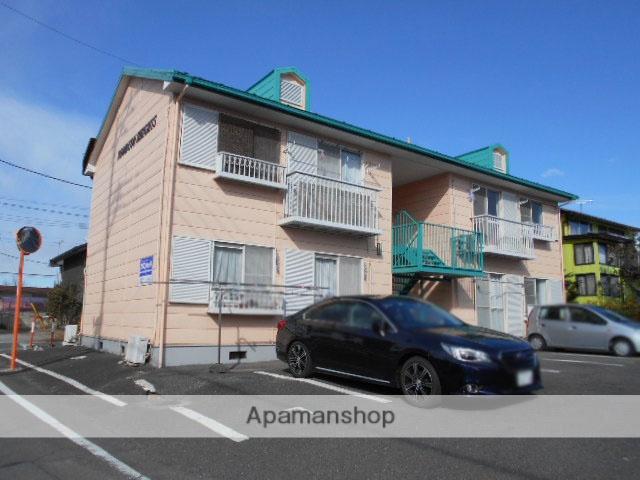 群馬県高崎市の築29年 2階建の賃貸アパート
