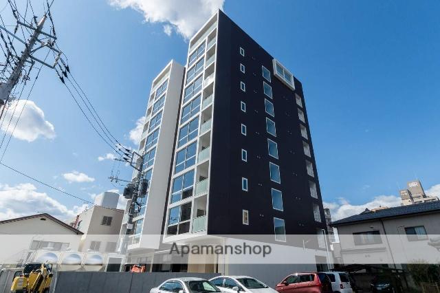 群馬県高崎市、高崎駅徒歩11分の新築 10階建の賃貸マンション