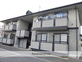 群馬県高崎市の築18年 2階建の賃貸アパート
