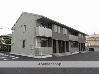 群馬県高崎市、井野駅徒歩2分の新築 2階建の賃貸アパート