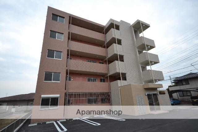 群馬県高崎市の新築 5階建の賃貸マンション