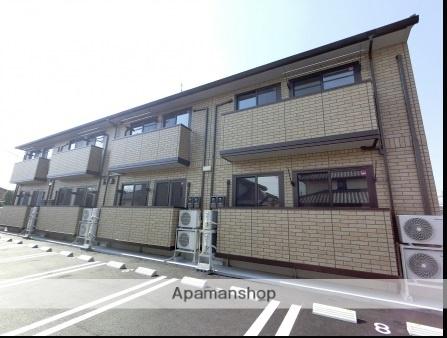群馬県高崎市、井野駅徒歩18分の新築 2階建の賃貸アパート