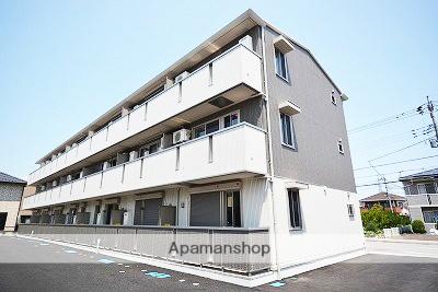 群馬県高崎市、倉賀野駅徒歩16分の新築 3階建の賃貸アパート
