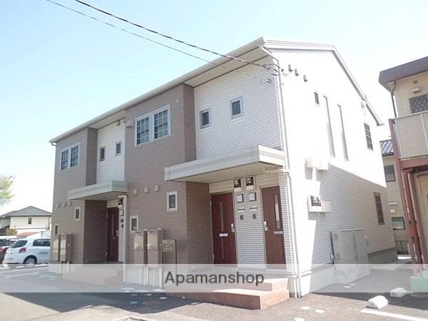 群馬県高崎市の築6年 2階建の賃貸アパート