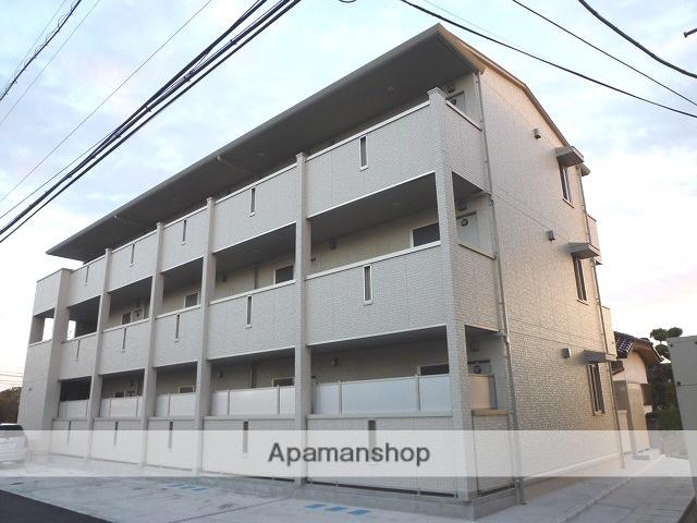 群馬県高崎市、倉賀野駅徒歩25分の築7年 3階建の賃貸アパート