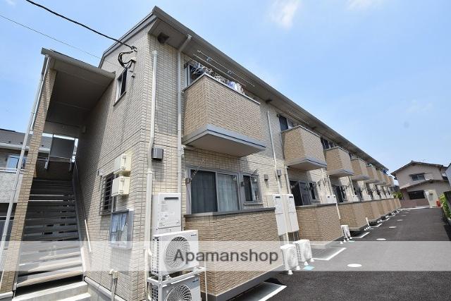 群馬県高崎市、高崎駅徒歩14分の新築 2階建の賃貸アパート