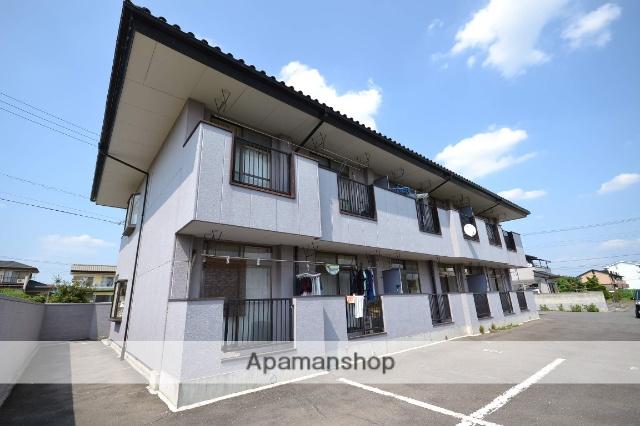 群馬県高崎市の築28年 2階建の賃貸アパート