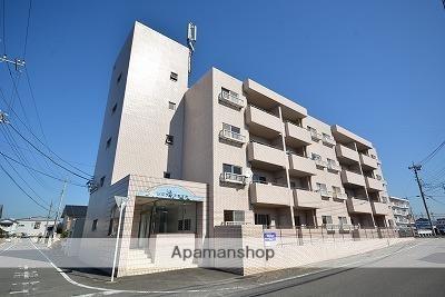 群馬県高崎市、井野駅徒歩7分の築29年 4階建の賃貸マンション