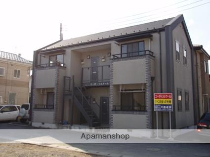 群馬県高崎市、高崎駅徒歩20分の築16年 2階建の賃貸アパート