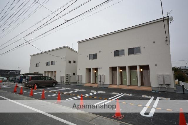 群馬県高崎市、倉賀野駅徒歩14分の新築 2階建の賃貸アパート