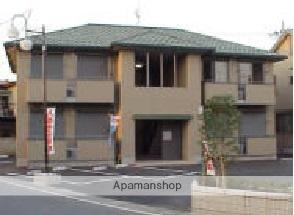 群馬県富岡市の築18年 2階建の賃貸アパート