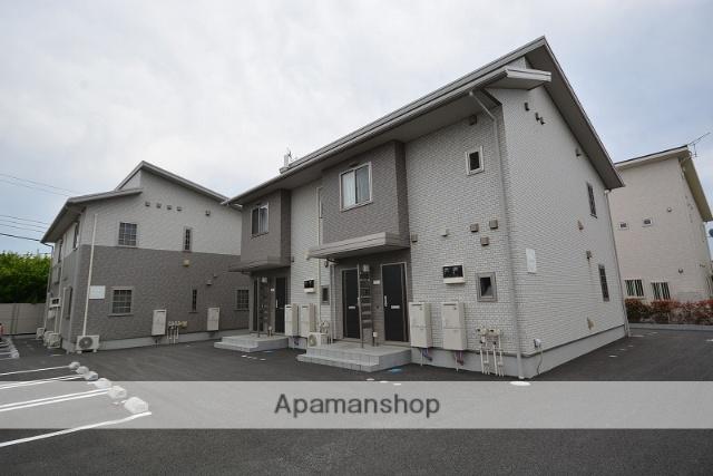 群馬県高崎市の築3年 2階建の賃貸アパート