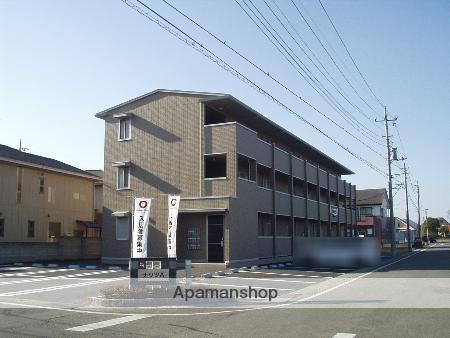 群馬県高崎市、倉賀野駅徒歩22分の築7年 3階建の賃貸アパート