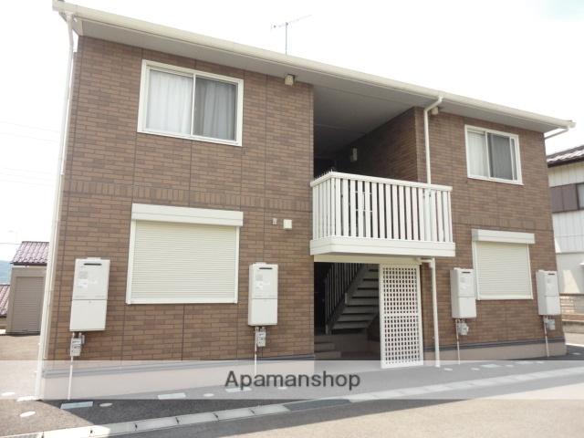 群馬県高崎市、群馬八幡駅徒歩13分の築8年 2階建の賃貸アパート