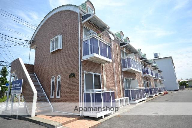 群馬県高崎市、倉賀野駅徒歩11分の築14年 2階建の賃貸アパート
