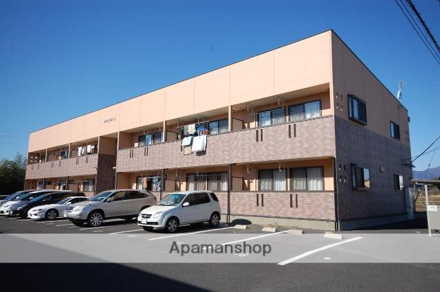 群馬県高崎市、北高崎駅徒歩51分の築10年 2階建の賃貸アパート