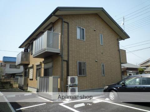 群馬県高崎市、高崎駅徒歩18分の築9年 2階建の賃貸アパート