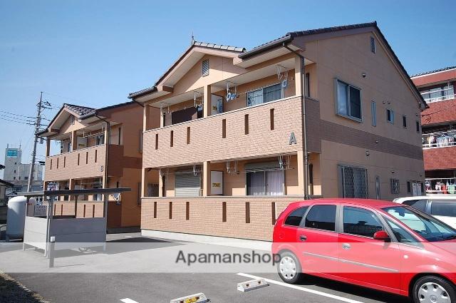 群馬県高崎市、井野駅徒歩10分の築10年 2階建の賃貸アパート